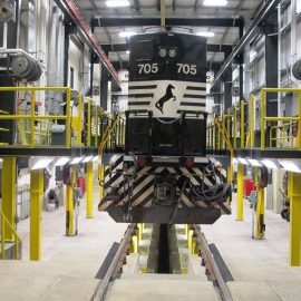 Norfolk Southern Expedited Maintenance Facility